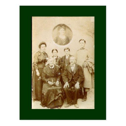 mama's family postcard