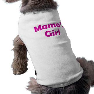 Mama's Girl - Dog T-shirt