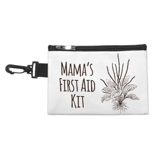 Mama's (Herbal) First Aid Kit Accessory Pouch