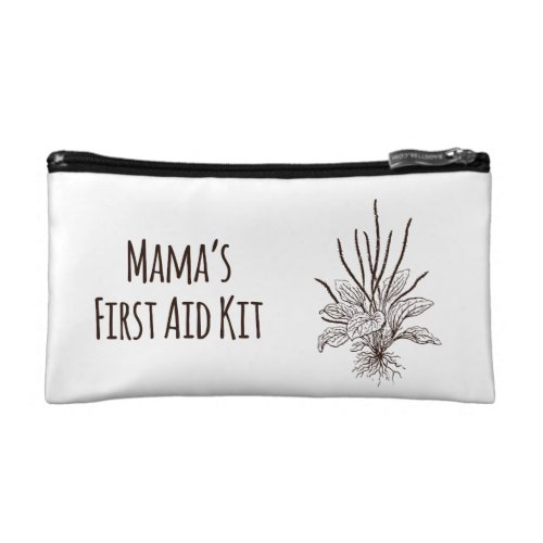 Mama's (Herbal) First Aid Kit zipper pouch