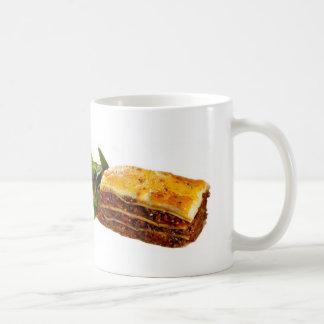 """""""Mama's Lasagne"""" design mugs"""