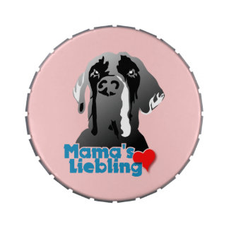 Mama's Liebling Jelly Belly Candy Tins