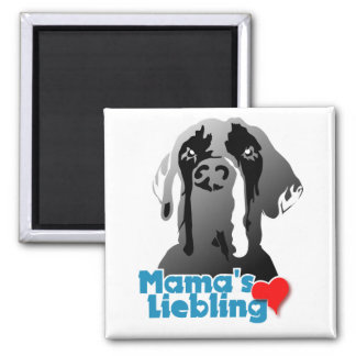 Mama's Liebling Magnet