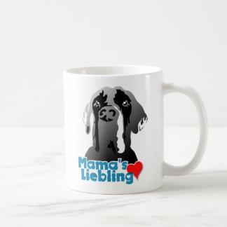 Mamas Lieblings Dogge Coffee Mugs