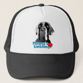 Mamas Lieblings Dogge Trucker Hat
