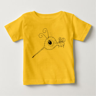 Mama's Little Bumble Bee Baby T-Shirt