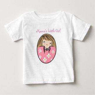 Mama's Little Girl Baby T-Shirt