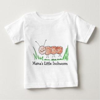 Mama's Little Inchworm baby tshirt