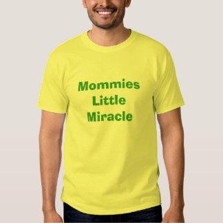 Mamás poco milagro remeras