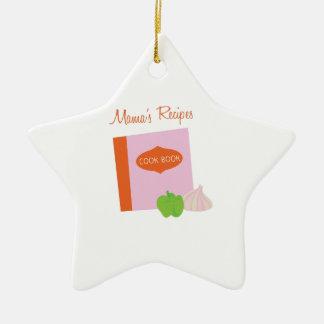 Mamas Recipes Christmas Tree Ornaments