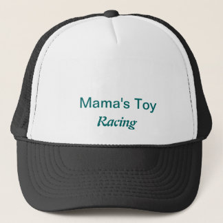 Mama's Toy , Racing Trucker Hat