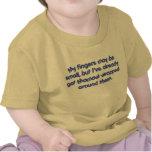Mamaw envuelto (azul) camiseta