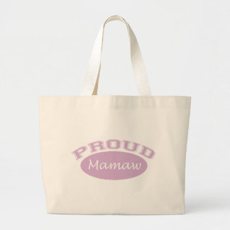 Mamaw orgulloso (rosa) bolsas