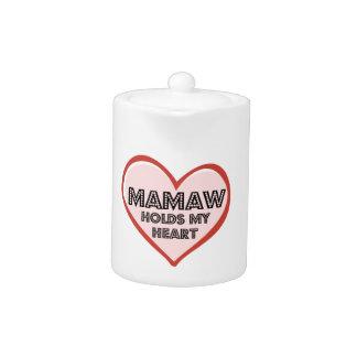Mamaw Tea Pot