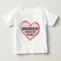 Mamaw Tshirt for Toddlers