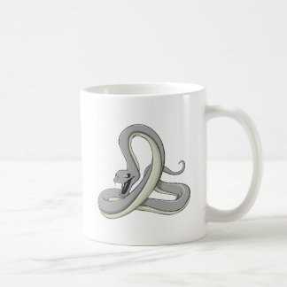 Mamba negra tazas de café