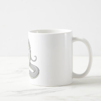 Mamba negra taza de café