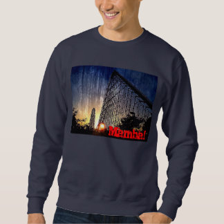 Mamba Rollercoaster World's of Fun Kansas City Sweatshirt