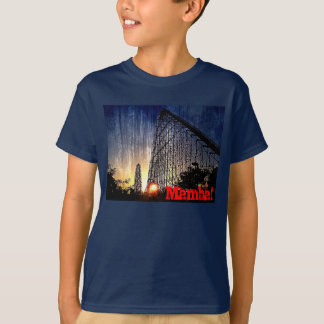 Mamba Rollercoaster World's of Fun Kansas City T-Shirt
