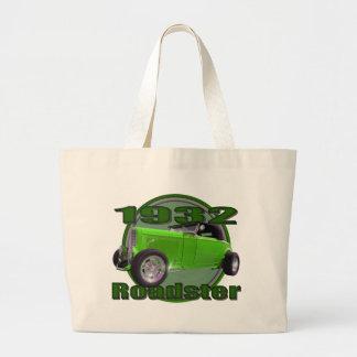 Mamba verde 1932 del automóvil descubierto de Ford Bolsas
