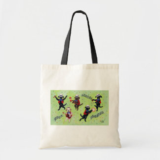 Mambo Labrador Musicians Painting Bag