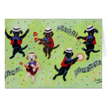 Mambo Labs Painting Thank You Card