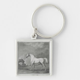 Mambrino, engraved by George Townley Stubbs (1756- Keychain