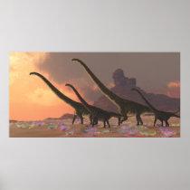 mamenchisaurus, hochuanensis, youngi, dinosaur, gigantic, animal, themes, herbivore, herbivorous, reptile, lizard, large, extinct, extinction, vertebrate, organism, jurassic, mesozoic, era, powerful, environment, evolution, nature, paleoart, prehistoric, primeval, primitive, quadruped, creature, monster, grand, sauropod, titanosaur, behemoth, wildlife, wilderness, illustration, picture, image, Cartaz/impressão com design gráfico personalizado