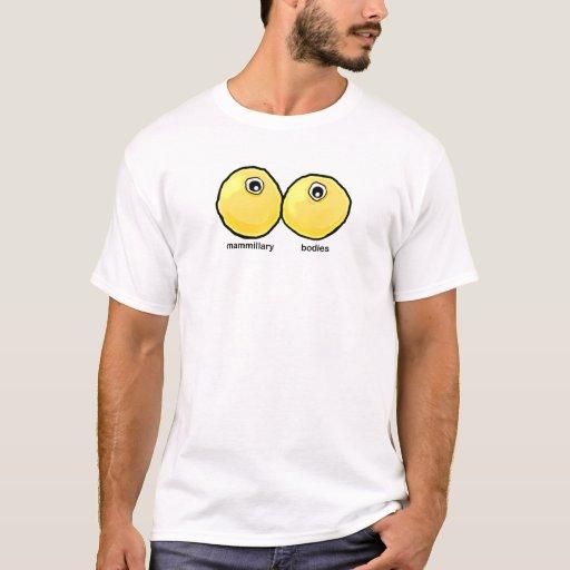 Mamillary Bodies T-Shirt