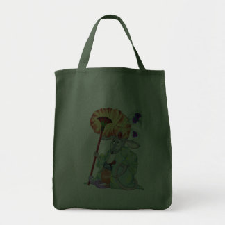 Mamluq Mouse Canvas Bags
