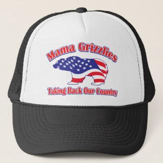 Mamma-Grizzly Trucker Hat