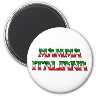 Mamma Italiana Refrigerator Magnets