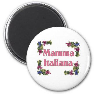 Mamma Italiana Magnets