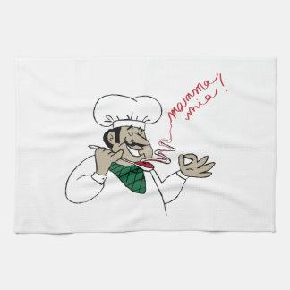 Mamma Mia Hand Towel