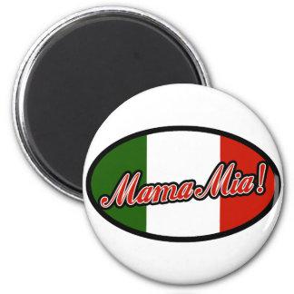 Mamma Mia! Magnet