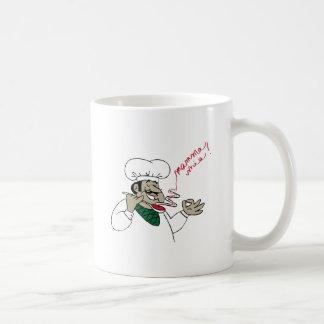 Mamma Mia Coffee Mug