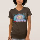 Mamma, we are surrounded /Save Dolphins from Greed Tee Shirt