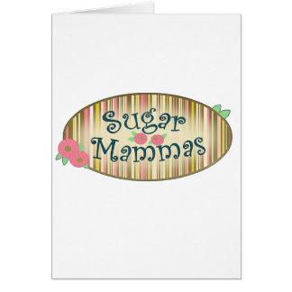 Mammas6 Greeting Cards