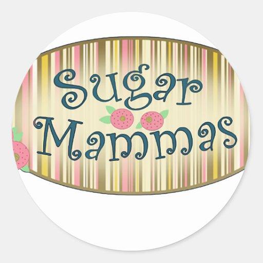 Mammas6 Stickers