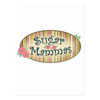 Mammas6 Tarjetas Postales