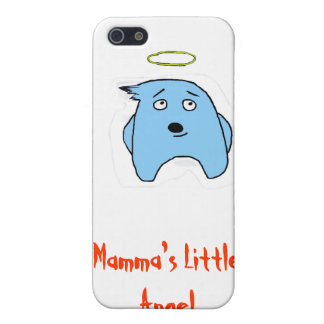 Mamma's Little Angel Case For iPhone SE/5/5s