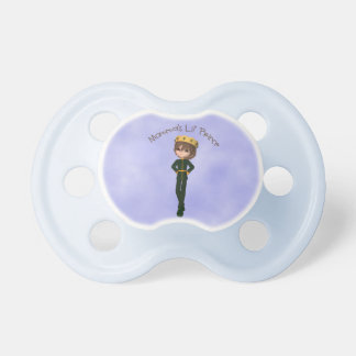 Mamma's Little Prince Pacifier