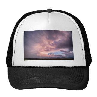 Mammatus Over Boulder Colorado Trucker Hat