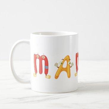 Beach Themed Mammie Mug