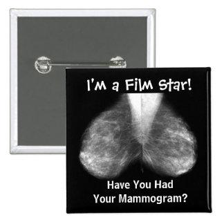 ¡mammo, soy actor de cine! , Téngale tenía su Mamm Pin Cuadrado
