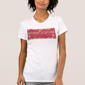 Mammogram: Pinch the Girls T Shirt