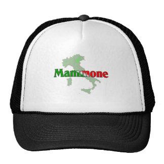 Mammone (Italian Mamma's Boy) Trucker Hat