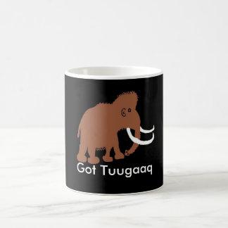 MAMMOTH (2), Got Tuugaaq, tusk, ivory Mug