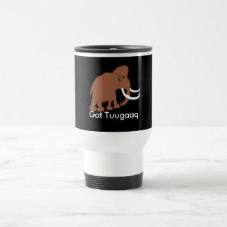 MAMMOTH (2), Got Tuugaaq, tusk, ivory Coffee Mug