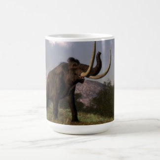 Mammoth - 3D render Coffee Mug